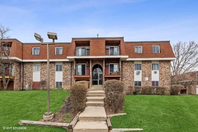 600 Mesa Drive #14204, Hoffman Estates, IL 60169 (MLS #11037275) :: The Spaniak Team