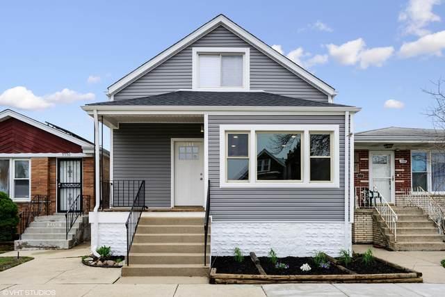 5548 S Kildare Avenue, Chicago, IL 60629 (MLS #11037332) :: The Dena Furlow Team - Keller Williams Realty