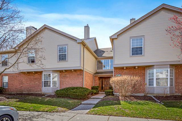 137 White Oak Court #6, Schaumburg, IL 60195 (MLS #11037584) :: Littlefield Group