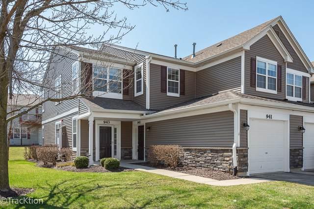 941 Genesee Drive #941, Naperville, IL 60563 (MLS #11037602) :: The Dena Furlow Team - Keller Williams Realty