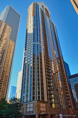 222 N Columbus Drive #1810, Chicago, IL 60601 (MLS #11037682) :: Littlefield Group