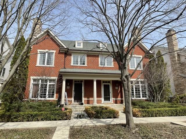 4282 Linden Tree Lane, Glenview, IL 60026 (MLS #11037685) :: The Dena Furlow Team - Keller Williams Realty
