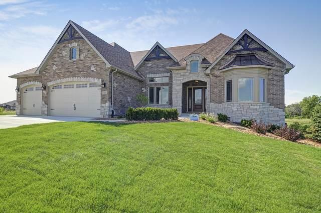 13706 W Stonebridge Woods Crossing Drive W, Homer Glen, IL 60491 (MLS #11037691) :: RE/MAX IMPACT