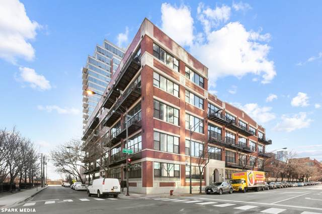 1601 S Indiana Avenue #215, Chicago, IL 60616 (MLS #11037775) :: Touchstone Group