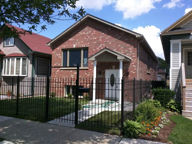 2841 N Rutherford Street, Chicago, IL 60634 (MLS #11037776) :: The Spaniak Team