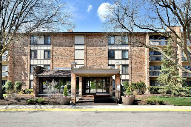 301 Lake Hinsdale Drive #105, Willowbrook, IL 60527 (MLS #11037778) :: RE/MAX IMPACT
