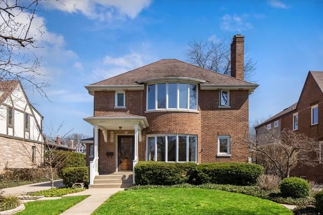 4725 Woodland Avenue, Western Springs, IL 60558 (MLS #11037834) :: Ryan Dallas Real Estate