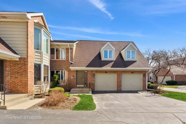1661 N Belmont Court A5, Arlington Heights, IL 60004 (MLS #11037894) :: RE/MAX IMPACT