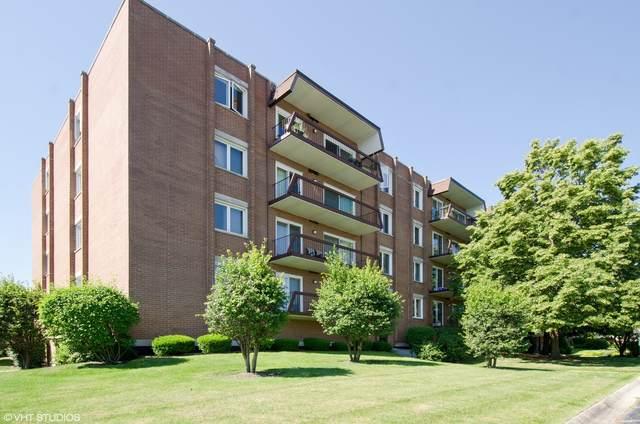 8101 W Courte Drive #508, Niles, IL 60714 (MLS #11037977) :: Helen Oliveri Real Estate