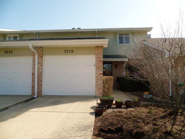 1519 Haverhill Drive, Wheaton, IL 60189 (MLS #11038051) :: The Spaniak Team