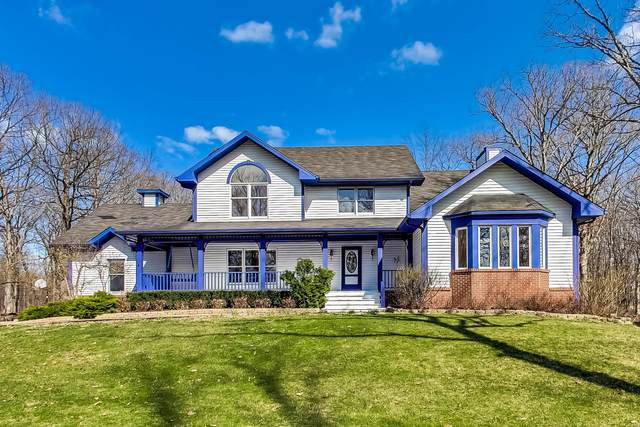 25075 N Saint Marys Road, Mettawa, IL 60048 (MLS #11038069) :: BN Homes Group