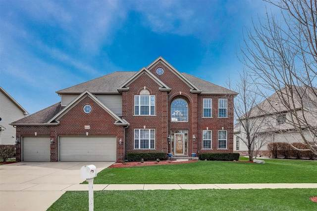 394 Bloomfield Circle E, Oswego, IL 60543 (MLS #11038109) :: O'Neil Property Group
