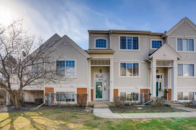 635 S Parkside Drive #635, Round Lake, IL 60073 (MLS #11038154) :: The Dena Furlow Team - Keller Williams Realty