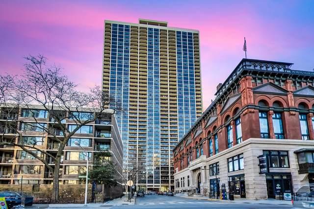 1560 N Sandburg Terrace #3004, Chicago, IL 60610 (MLS #11038234) :: Touchstone Group
