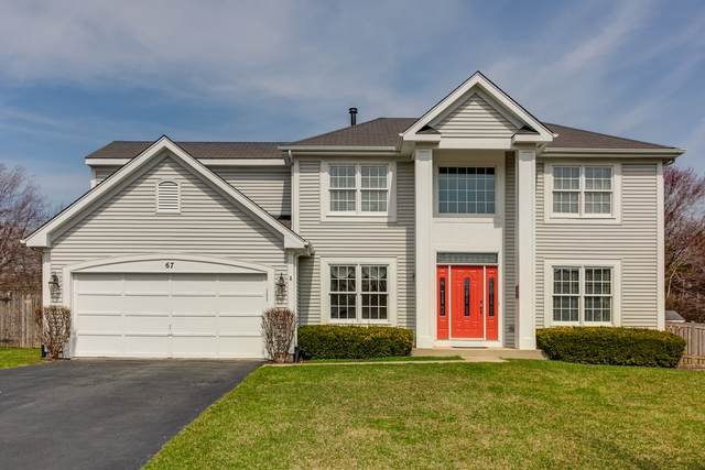 67 Silo Court, Gurnee, IL 60031 (MLS #11038268) :: Helen Oliveri Real Estate