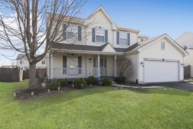 2008 Fieldstone Court, Plainfield, IL 60586 (MLS #11038288) :: The Wexler Group at Keller Williams Preferred Realty