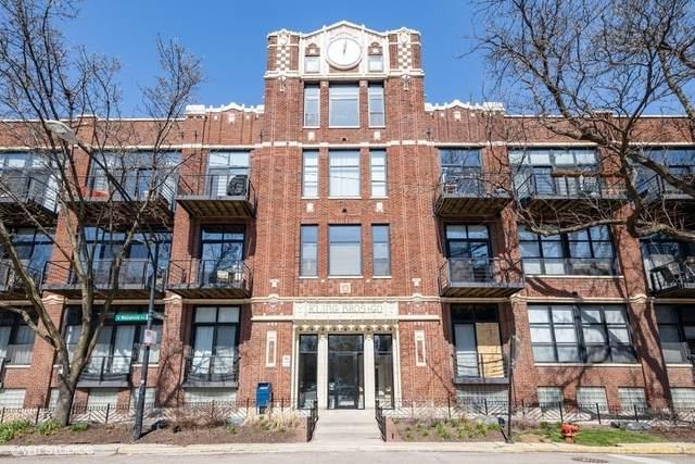 2300 W Wabansia Avenue #118, Chicago, IL 60647 (MLS #11038312) :: Littlefield Group