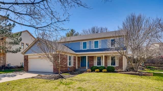 4990 N Tamarack Drive, Hoffman Estates, IL 60010 (MLS #11038319) :: Helen Oliveri Real Estate