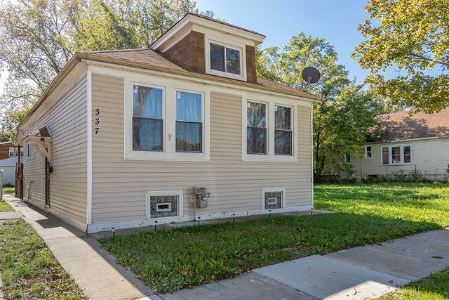 337 W 108th Street, Chicago, IL 60628 (MLS #11038330) :: BN Homes Group