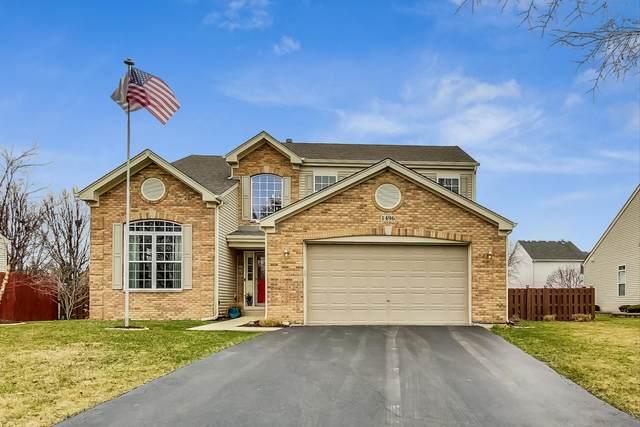 1496 Misty Lane, Bolingbrook, IL 60490 (MLS #11038389) :: Helen Oliveri Real Estate