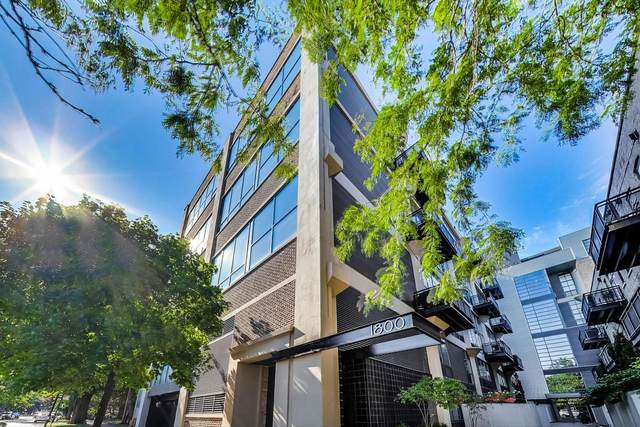 1800 W Grace Street 519T, Chicago, IL 60613 (MLS #11038391) :: Touchstone Group