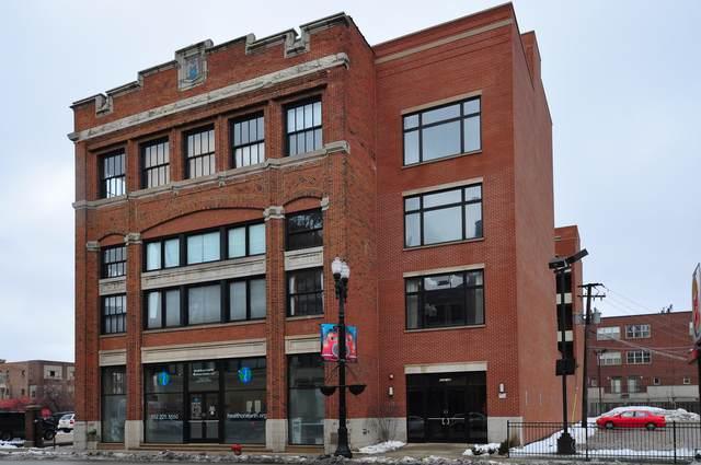 2332 S Michigan Avenue #201, Chicago, IL 60616 (MLS #11038392) :: Touchstone Group