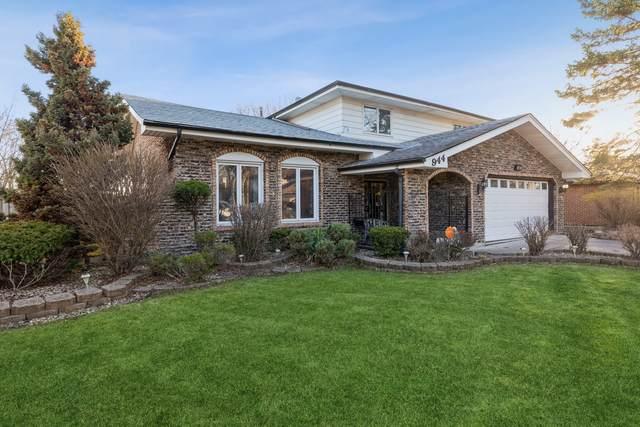 944 E 194th Street, Glenwood, IL 60425 (MLS #11038439) :: Helen Oliveri Real Estate