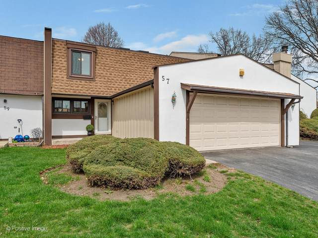 57 Westwood Square, Indian Head Park, IL 60525 (MLS #11038455) :: RE/MAX IMPACT
