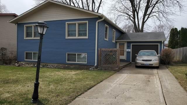 44 Redwood Trail, Wheeling, IL 60090 (MLS #11038544) :: Helen Oliveri Real Estate
