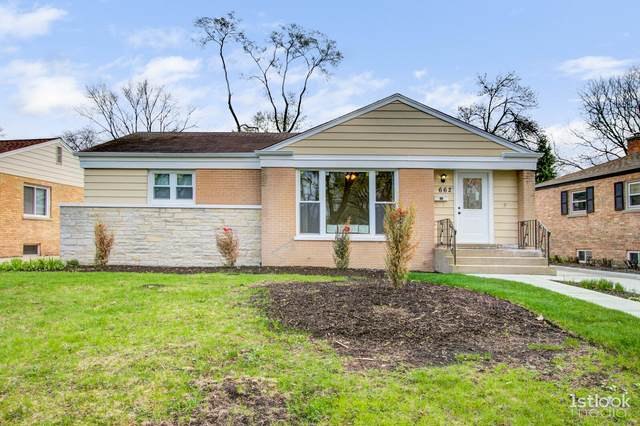 662 E Clarendon Avenue, Arlington Heights, IL 60004 (MLS #11038588) :: Carolyn and Hillary Homes