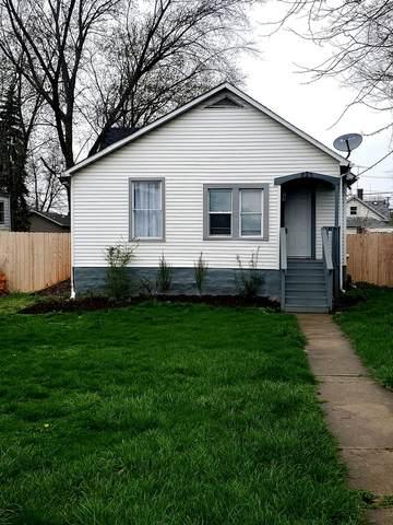 823 Virginia Street, Joliet, IL 60432 (MLS #11038613) :: Angela Walker Homes Real Estate Group