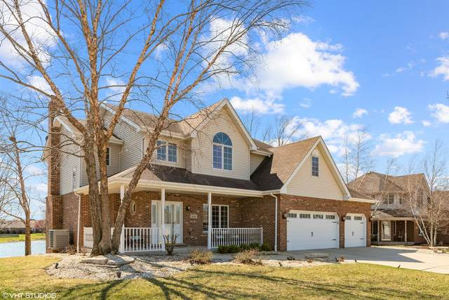 1144 Yamma Ridge, New Lenox, IL 60451 (MLS #11038615) :: Helen Oliveri Real Estate