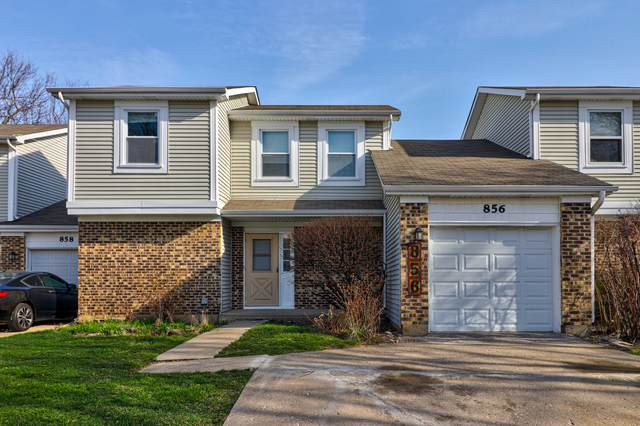 856 Longboat Lane, Schaumburg, IL 60194 (MLS #11038642) :: The Dena Furlow Team - Keller Williams Realty