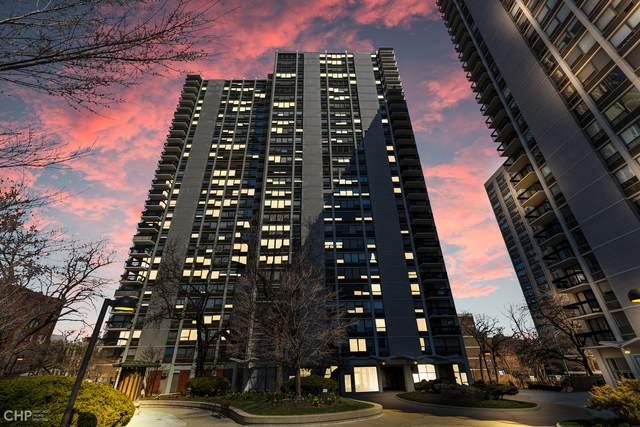 1460 N Sandburg Terrace 1205A, Chicago, IL 60610 (MLS #11038645) :: The Spaniak Team