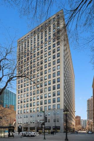 910 S Michigan Avenue #404, Chicago, IL 60605 (MLS #11038650) :: Littlefield Group
