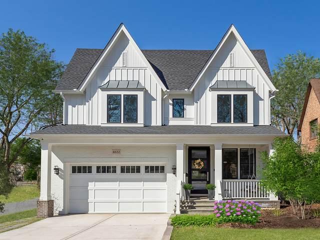 4632 Oakwood Avenue, Downers Grove, IL 60515 (MLS #11038658) :: Ryan Dallas Real Estate