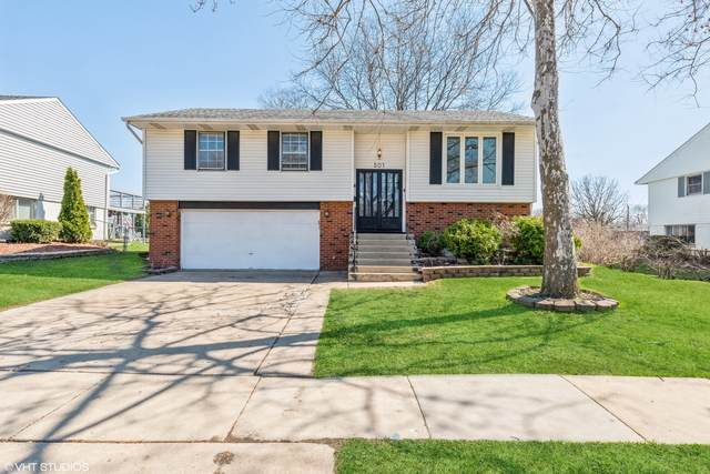 501 Ridge Circle, Streamwood, IL 60107 (MLS #11038832) :: RE/MAX IMPACT