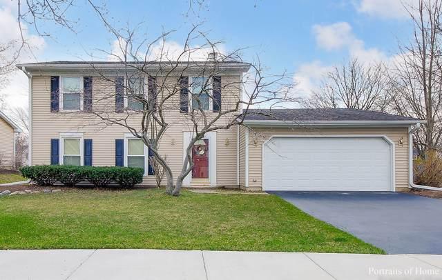 955 Freeman Road, Hoffman Estates, IL 60192 (MLS #11038933) :: Suburban Life Realty