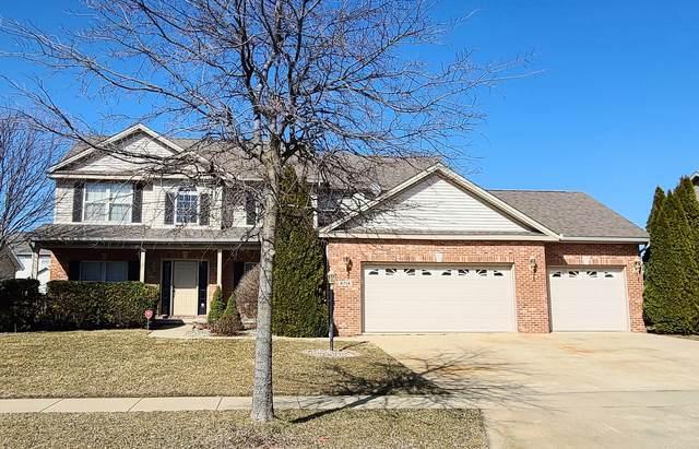 4714 Watermark Drive, Champaign, IL 61822 (MLS #11038961) :: Jacqui Miller Homes