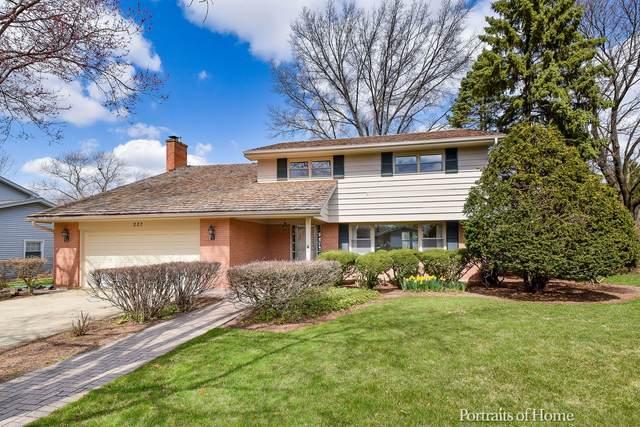 227 E Farnham Lane, Wheaton, IL 60189 (MLS #11039301) :: Helen Oliveri Real Estate