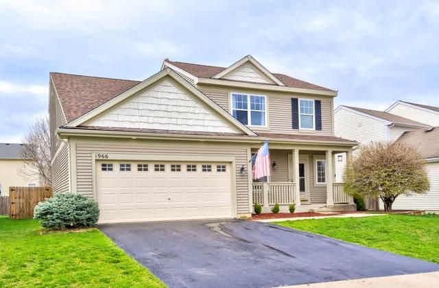 Address Not Published, Round Lake, IL 60073 (MLS #11039381) :: Helen Oliveri Real Estate
