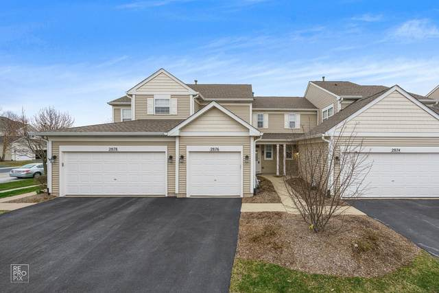 2876 Gypsum Circle, Naperville, IL 60564 (MLS #11039394) :: Littlefield Group