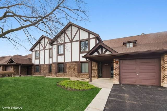 1716 Lakecliffe Drive B, Wheaton, IL 60187 (MLS #11039461) :: Littlefield Group