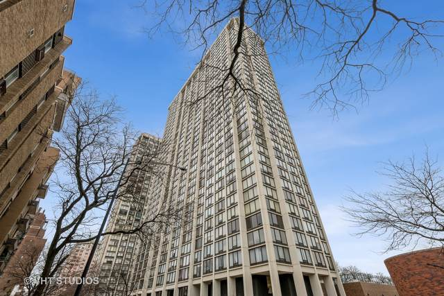 5445 N Sheridan Road #903, Chicago, IL 60640 (MLS #11039543) :: Littlefield Group
