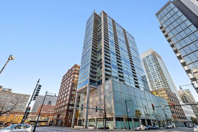 611 S Wells Street #803, Chicago, IL 60607 (MLS #11039566) :: Littlefield Group