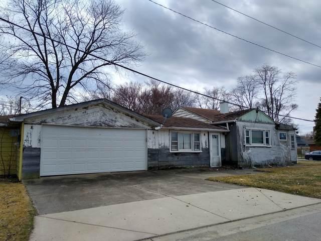 14001 S Manistee Avenue, Burnham, IL 60633 (MLS #11039711) :: Helen Oliveri Real Estate