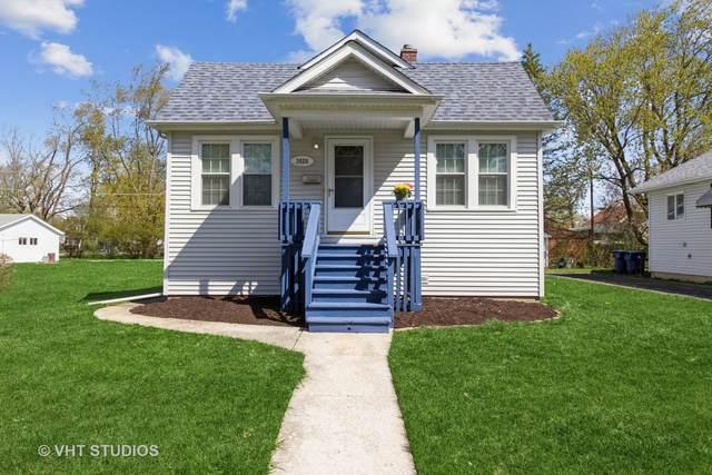 3628 217th Street, Matteson, IL 60443 (MLS #11039755) :: RE/MAX IMPACT