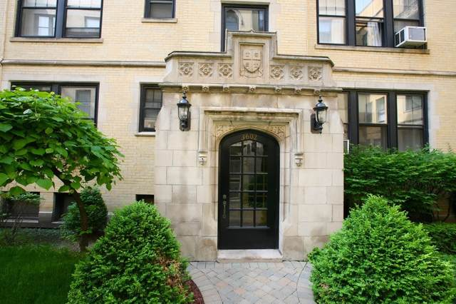 3602 N Pine Grove Avenue 2C, Chicago, IL 60613 (MLS #11039838) :: Touchstone Group