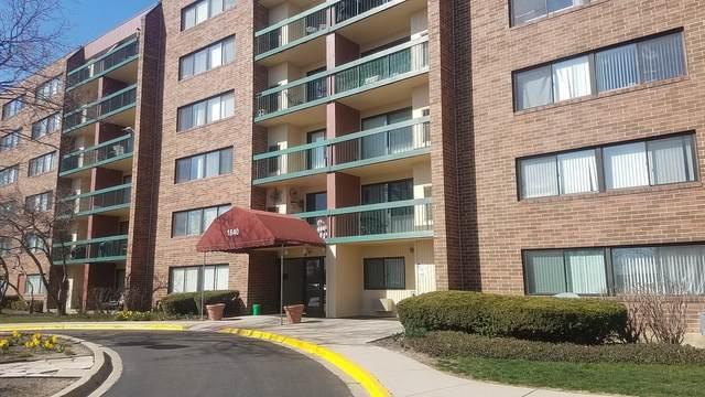1840 Huntington Boulevard #301, Hoffman Estates, IL 60169 (MLS #11039854) :: The Spaniak Team