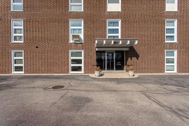 7225 W Higgins Avenue #304, Chicago, IL 60656 (MLS #11039956) :: Littlefield Group